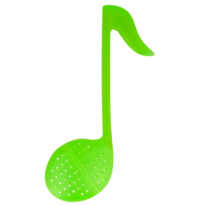 Tea infuser - Music T - Green