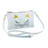 Brody - Pochette bandoulière White Cat