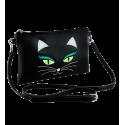 Brody - Small shoulder bag Black Cat