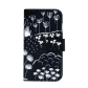 Klappdeckel für iPhone 6, 6S, 7 - Iwallet2 Vitrail Bleu