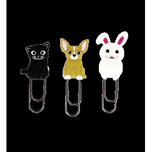 Segnapagina modello piccolo - Ani-bookmark - Home Trio