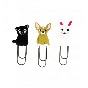 Small bookmark - Ani-bookmark - Home Trio