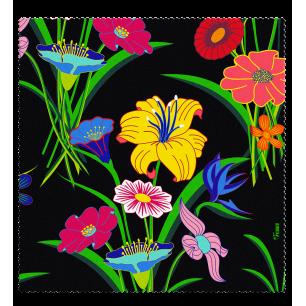 Microfibre cloth for glasses - Belle Vue - Ikebana
