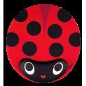Ipanda - Tapis de souris avec repose poignet