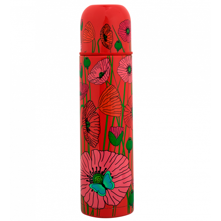 Thermal flask - Mini Keep Cool Coquelicots