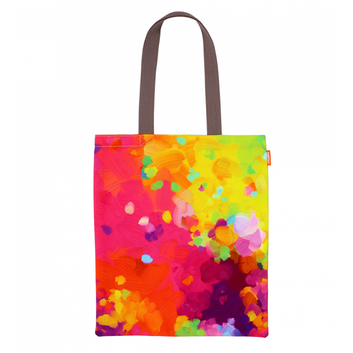 Tote Bag - Street Art Palette
