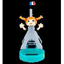 Solar powered dancing figurines - 1-2-3 Soleil Penguin