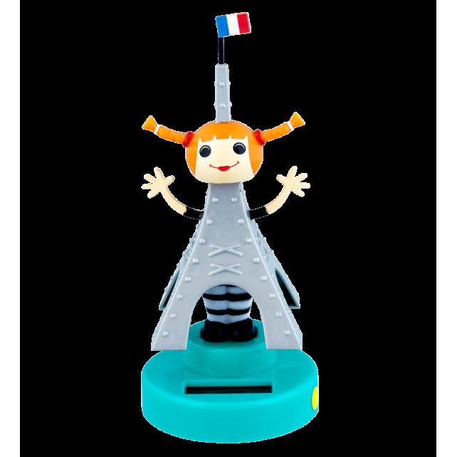 Solarfigur - 1-2-3 Soleil Eiffelturm