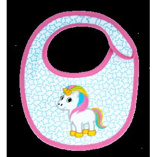 Bavaglino - Bibou - Unicorno