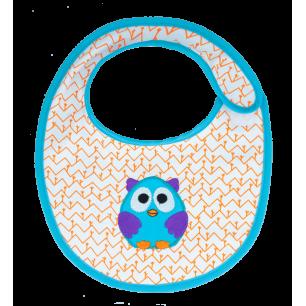 Lätzchen - Bibou - Owl