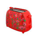 Toaster with UK plug - Tart'in