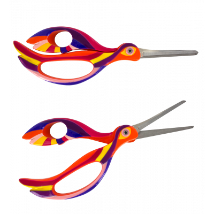 Scissors - Jonathan - Orange