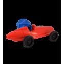 Balloon car - Speedy Orange