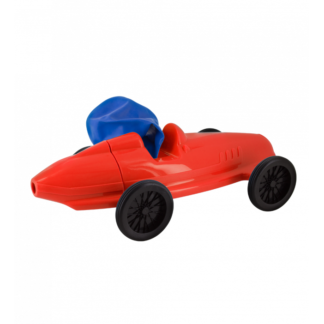 Balloon car - Speedy Red