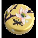 Cendrier de poche - Goal Orchid Blue