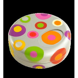 Posacenere portatile - Goal - Silver Spots