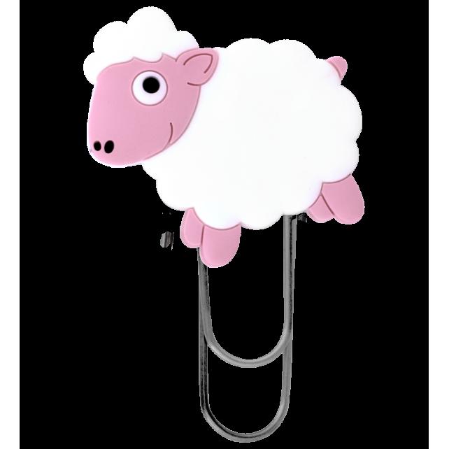 Kleines Lesezeichen - Ani-smallmark Mouton