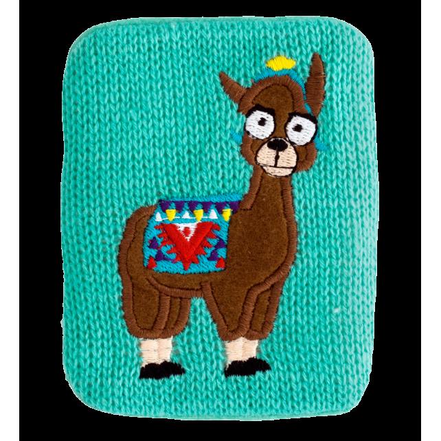 Taschenwärmer - Warmly Lama