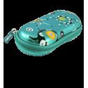 EGC. Voyage - Etui à lunettes rigide Blue Satellite