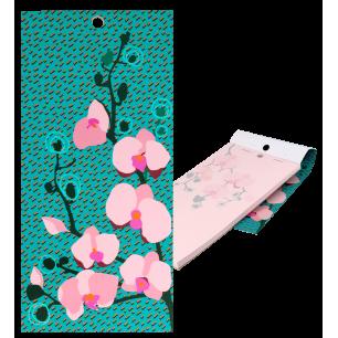 Magnetischer Notizblock - Heft Formalist - Orchid Blue