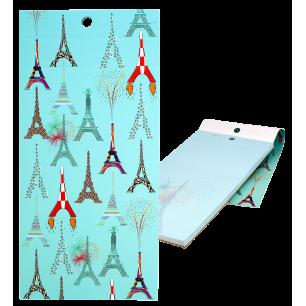 Magnetic memo block - Notebook Formalist - Tower