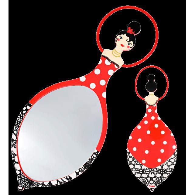 Glam Glam - Miroir face à main