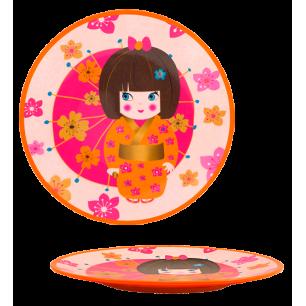 PLA. Petit Glouton - Assiette