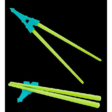 Chopsticks - Rice To Meet You Pink / Turquoise