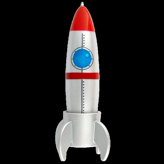 Stylo Fusée - Rocket Pen Astronaute