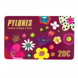 Gift Card Pylones 20 €