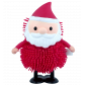 Jumpy - Animale meccanico automatico Santa Claus