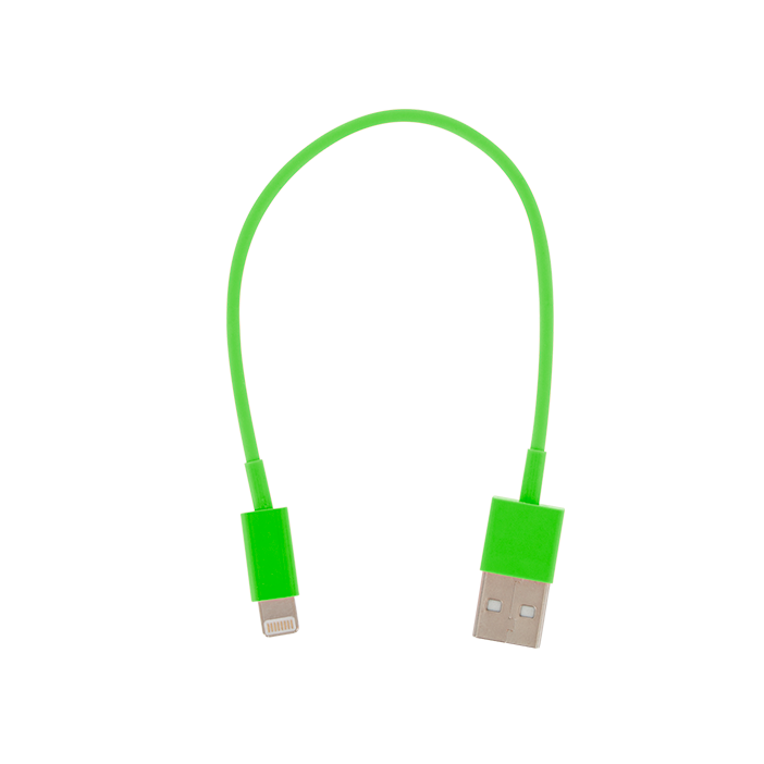 Mini USB cable for iPhone - USB Lightning