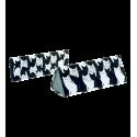 Festes Brillenetui - Fold Case Cerisier