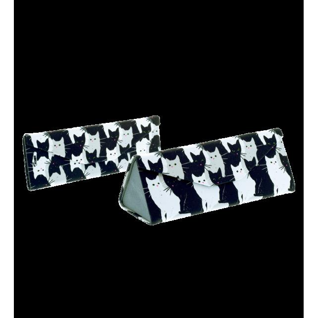 Hard glasses case - Fold Case Cha Cha Cha