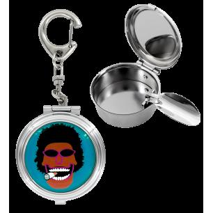 Pocket ashtray - Cend'Art - Rasta