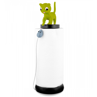 Kitchen roll dispenser - Charoule - Green