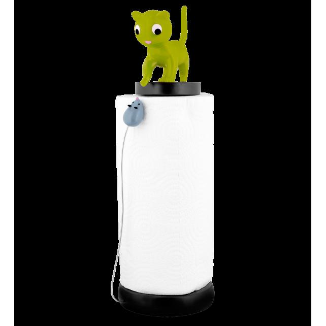 Kitchen roll dispenser - Charoule Green