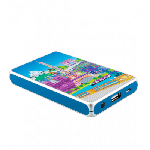 Batteria portatile 5000mAh - Get The Power 2 - Paris new