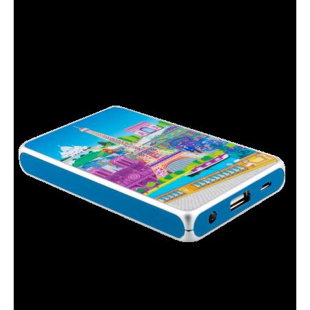 Batterie externe nomade 5000mAh - Get The Power 2