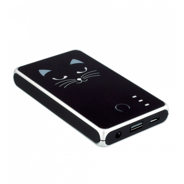 Batterie nomade 5000mAh - Get The Power 2 Black Cat 2
