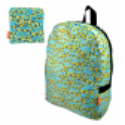 Zaino ripiegabile - Pocket Bag Camouflage Blue