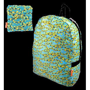 Faltbarer Rucksack - Pocket Bag - Mimosa