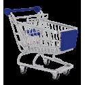 Chariot Mini - Vide-poche Bleu