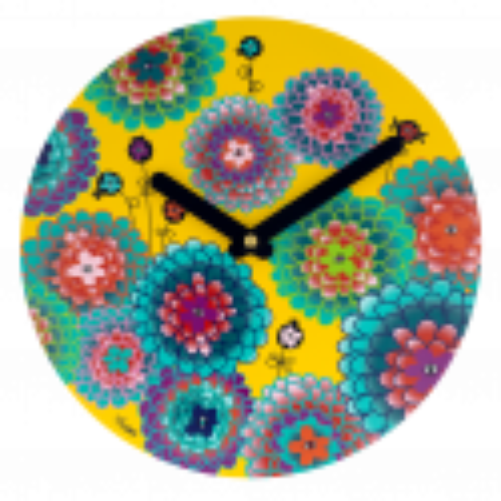 Clock - Happy Time