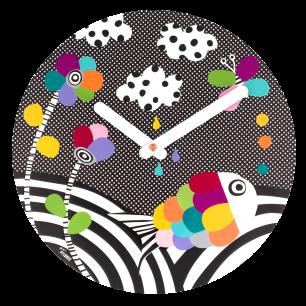Orologio da parete - Happy Time - Scale