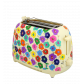 Toaster with UK plug - Tart'in Palette