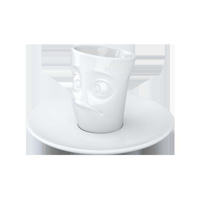 Tasse Espresso - Emotion Perplexe