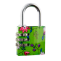 Flower Lock - Cadenas à combinaison