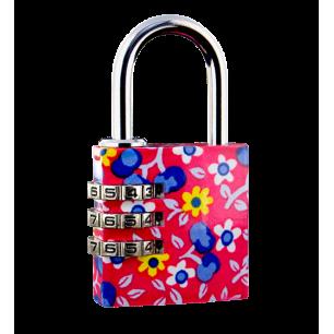 Flower Lock - Zahlenschloss