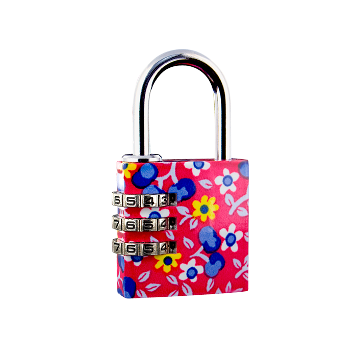 Flower Lock - Combination lock